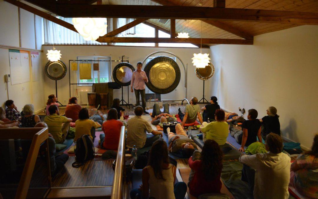 Gong Meditation mit Jens Zygar am Di. 23. Mai