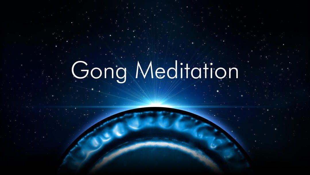 Gong Meditation mit Bernhard Akula am 26.7.