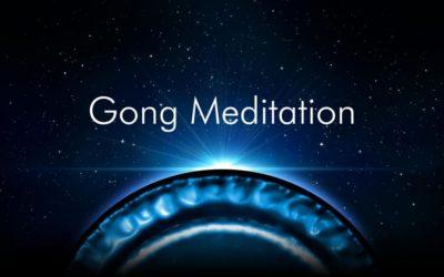 Gong Meditation am Fr. 19.1.18