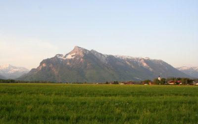 Gong Meditation am Untersberg am Fr. 7.7.