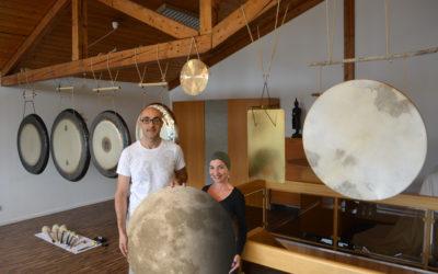 Bericht Vollmond Gong Meditation 11.4.17