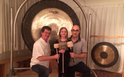 Gong Meditation mit Jens Zygar am So. 13. Mai