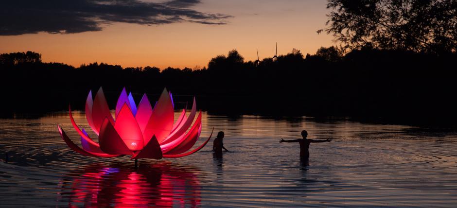 Gong, Körperintelligenz und mehr auf dem New Healing Festival