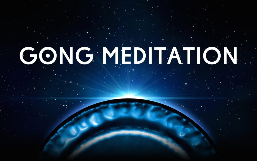 Vollmond Gong Meditation am Do. 28.6.