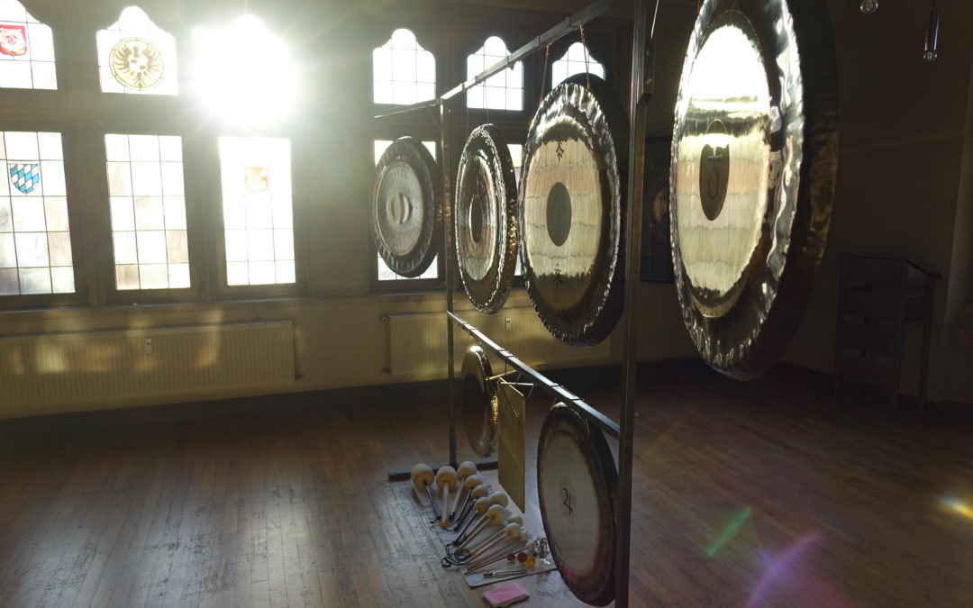 Gong Meditation am Mo. 30.11. in der Nicolaus-Gallus-Kapelle Regensburg