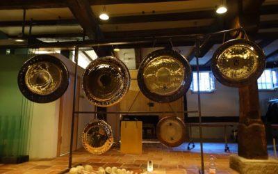 Gong-Konzert in Stein am Rhein (CH)
