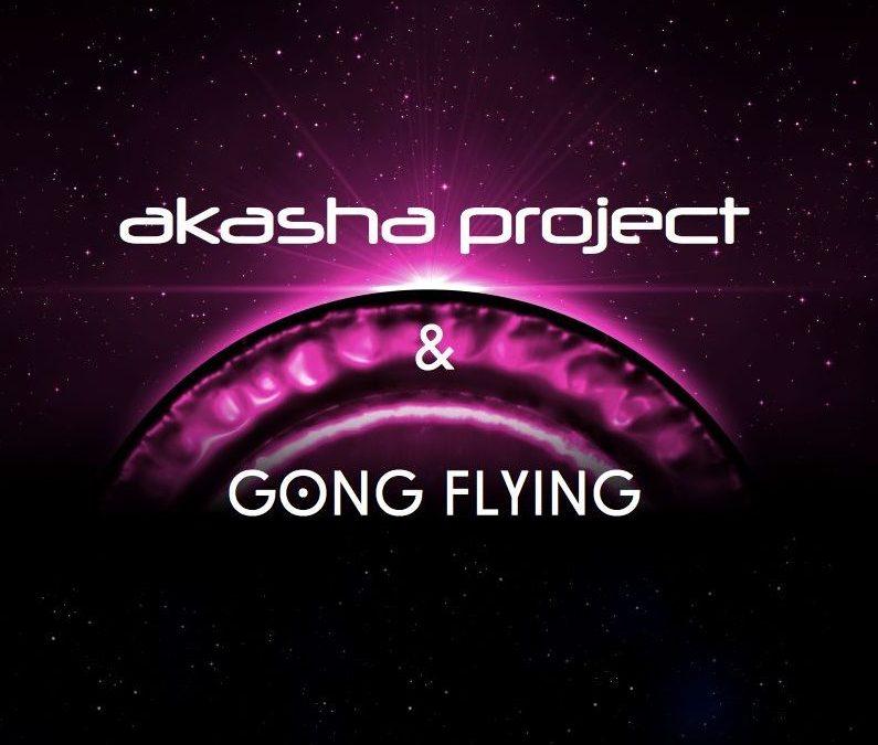 Kosmisches Klangkonzert – AKASHA Project & Gong Flying – Regensburg