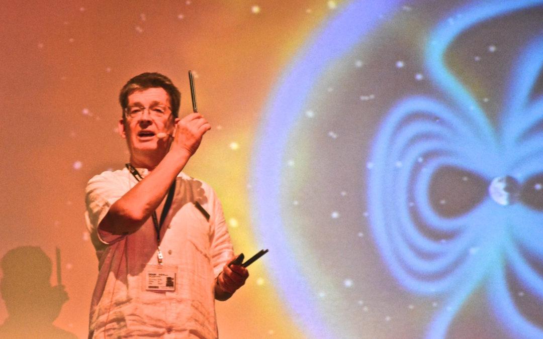 Vortrag: Die Welt ist Klang – Einführung in die Audionik – Mo. 3.6. –  Jens Zygar, Hamburg
