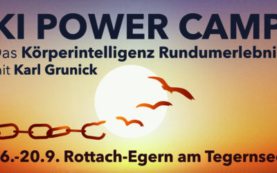 KI POWER Camp mit Karl Grunick